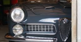 Alfa Romeo Spider Touring 1961
