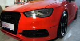 Audi S3 Winter Protect